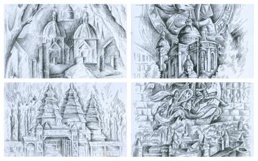 wystawa-architektura-lwowa-grafika