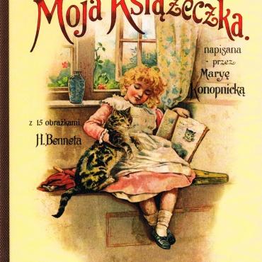moja ksiazeczka maria konopnicka