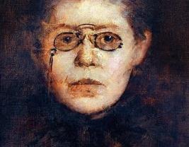 portret Marii Konopnickiej z roku 1902