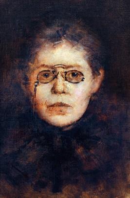 Portret Marii Konopnickiej z 1902 r.