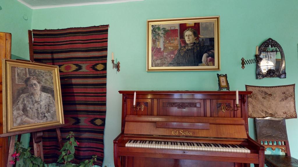 Portret Marii Konopnickiej