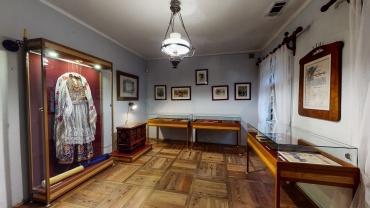 Ubranie Marii Konopnickiej
