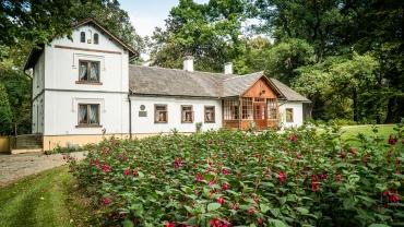 dworek-marii-konopnickiej Muzeum Żarnowca