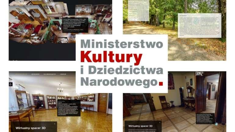 kultura w sieci dofinansowanie muzeum